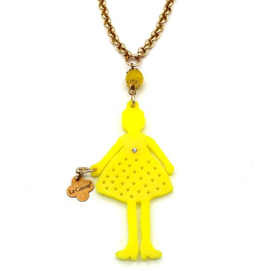 Collana Little Light LE CAROSE (MADE IN ITALY)